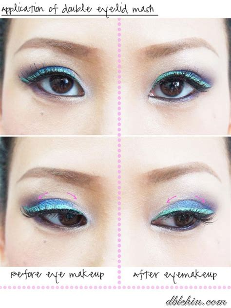 Types Of Eyelids Makeup Saubhaya Makeup