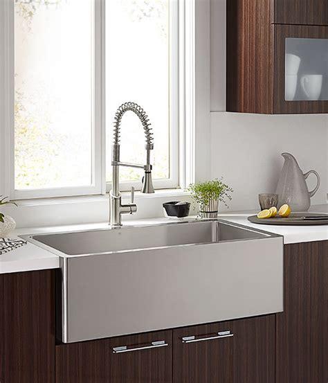kitchen farm sinks orchard   wide stainless steel