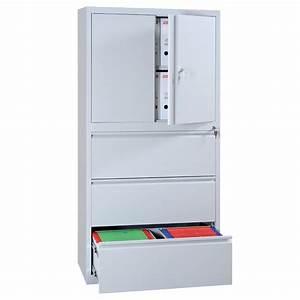 Armoire A Tiroir : armoire m tallique portes et tiroirs armoires de ~ Edinachiropracticcenter.com Idées de Décoration