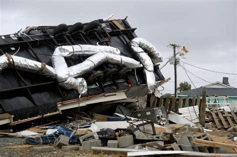 hurricane dorian howling  north carolinas outer banks