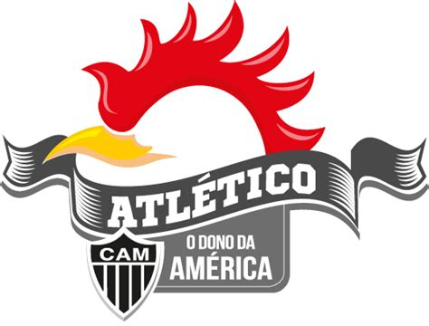Best free png hd atletico mineiro football logo png png images background, logo png file easily with one click free hd png images, png design and transparent background with high quality. Dono da América - Clube Atlético Mineiro | Clube atlético ...