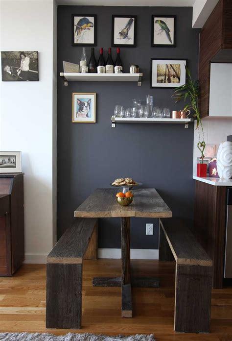 inspirasi desain meja makan minimalis rumah  gaya