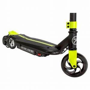 Pulse Performance RK9 Electric Scooter Black Neon