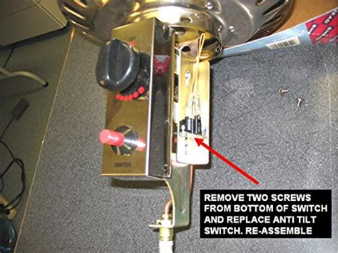 az patio heaters thp ats anti tilt switch for patio heater