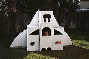 Cardboard box Spaceshuttle   Space Shuttle   Pinterest