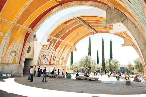 visionary architect focus paolo soleri dwell