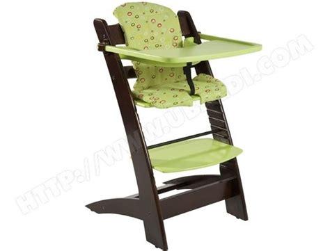 chaise haute évolutive pas cher chaise haute évolutive badabulle b010005 wenge anis