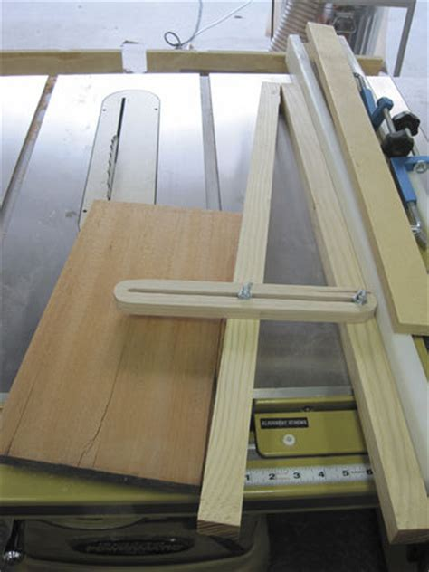 easy   tapering jig table  angle cutting