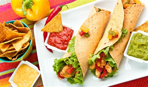 cuisine mexique cuisine mexicaine de la caricature du tex mex au