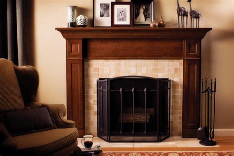 craftsman style homes interior craftsman fireplace mantel ideas homesfeed