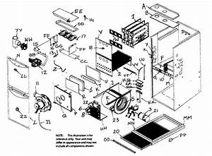 Cabinet Parts Diagram  U0026 Parts List For Model C9mpv050f12d1