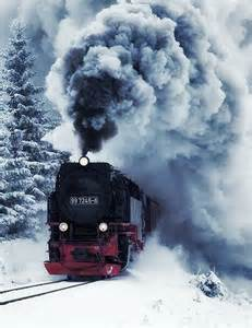 Cloud of Smoke Steam Trains