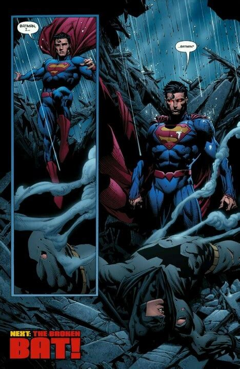 Superman Beats Batman  Superman Pinterest