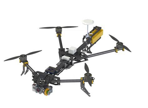 alien quads multirotor fpv flyman frame kit  gopro gimbal