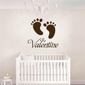 stickers empreinte With chambre bébé design avec livraison fleurs genève