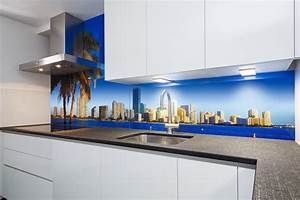 Küchenrückwand Glas Foto : druck auf glas ~ Michelbontemps.com Haus und Dekorationen