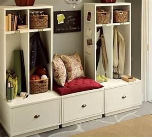 Meuble de rangement pour l39entree en 35 idees magnifiques for Attractive meuble rangement entree couloir 0 meuble entree avec banc