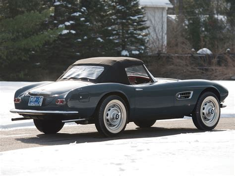 Bmw 507 Series I Wallpapers