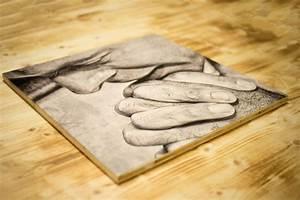 Fotos Auf Holz Drucken Lassen Druck Auf Holz