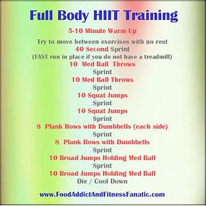 weight exercise chart feel the burn always4everana