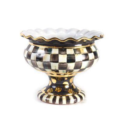 Mackenzie Childs Vase by Mackenzie Childs Great Vase