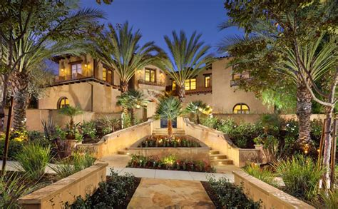 million spanish style home  ladera ranch ca