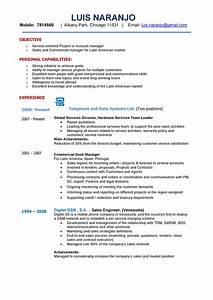 ejemplo como hacer un resume curriculum entrevista With como hago un resume para trabajo