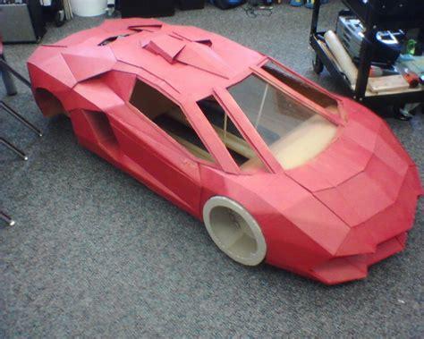 How To Make A Lamborghini by Cardboard Lamborghini R C Tech Forums