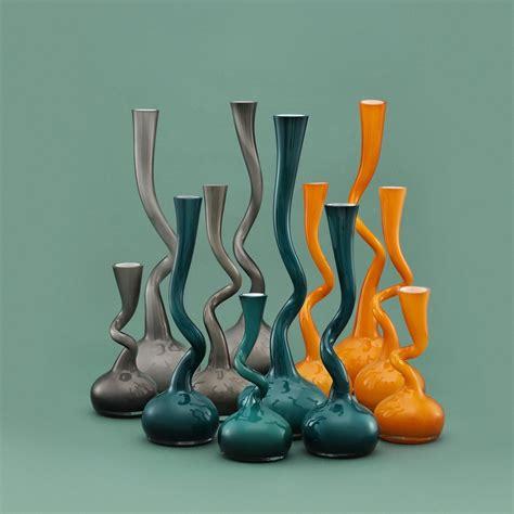 normann copenhagen vase normann copenhagen swing vase 40cm ambientedirect