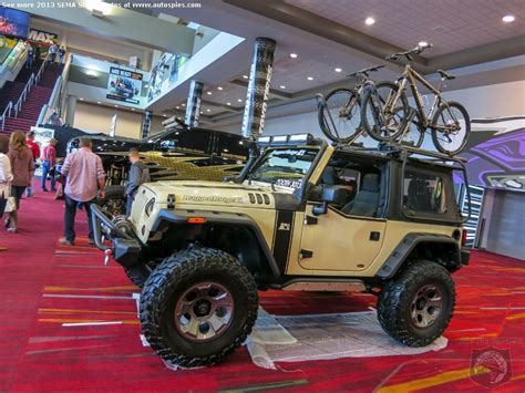 sema show  forget  jeep jamboree