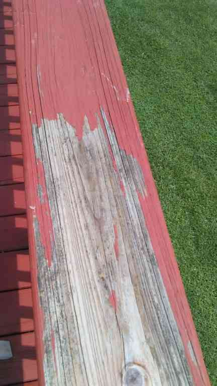 behr deckover deck paint review  kearny  jersey