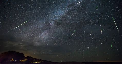 nasa     perseid meteor shower wired