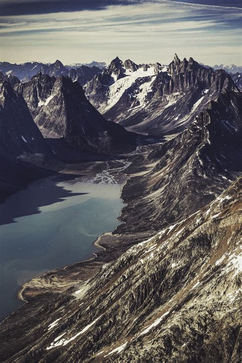 greenland mountains pictures   images
