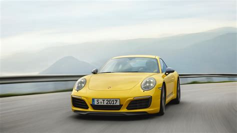 porsche carrera less is more the new porsche 911 carrera t