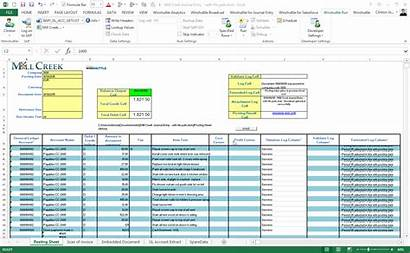Excel Fb50 Winshuttle Gl Account Using Automate