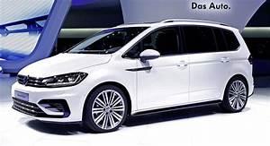 Volkswagen Touran R Line : new vw touran looking good in r line outfit vw ~ Maxctalentgroup.com Avis de Voitures
