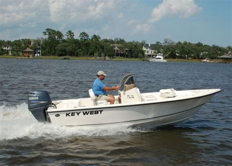 Best Affordable Bay Boat by 176br Key West Boats Direct
