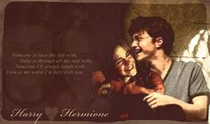 Harry and Hermione images Harmony :) wallpaper and ...