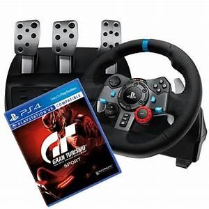 Gran Tourismo Ps4 : bundle deal logitech g29 driving force racing wheel gran turismo sport ps4 ab64324 ~ Medecine-chirurgie-esthetiques.com Avis de Voitures