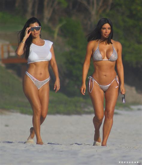 36 Hottest Kim Kardashian Bikini Pics That Will Make Your Day