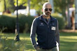 Uber's pick for CEO, Dara Khosrowshahi, might be the anti ...