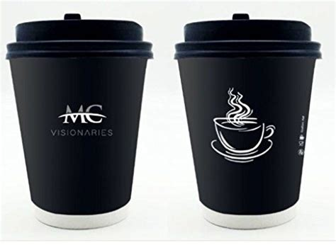 Mc Visionaries 12oz Disposable Paper Coffee Cups (100 Pack Coffee Cakes Nedumangad Cake Pictures Low Carb Vampire Vape Vs Caffeine In Coke Zero Bisquick 9 X 13 Pan Recipe Nigella