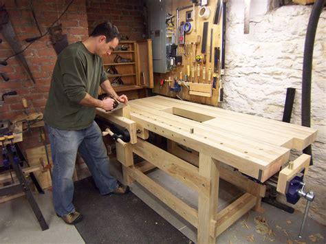 st century workbench  rob bois  lumberjockscom