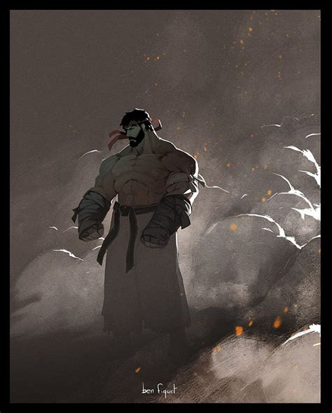 Pin By Tushar Dobriyal On Concept Street Fighter Ryu