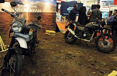 Gambar Motor Royal Enfield Himalayan by Harga Royal Enfield Himalayan Masih Ditutup Autos Id
