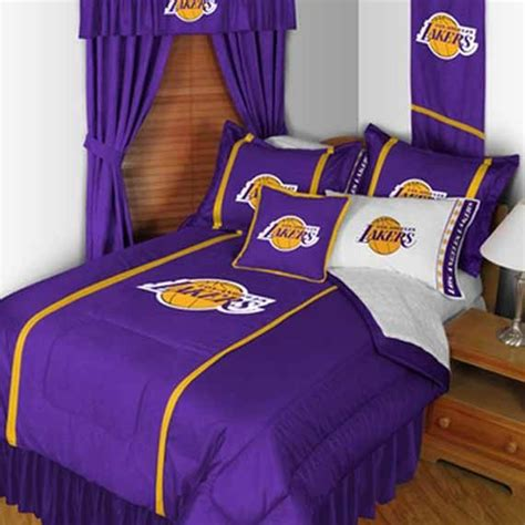 lakers jersey bedrooms basketball bedding boys