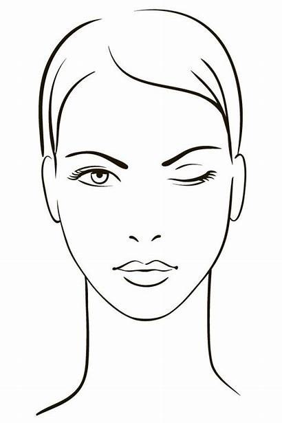Face Woman Maquillar Rostros Rostro Makeup Young