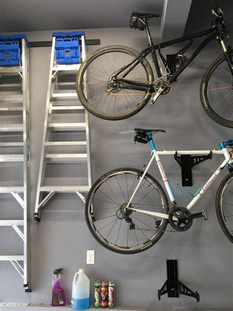 garage bike storage ideas diy