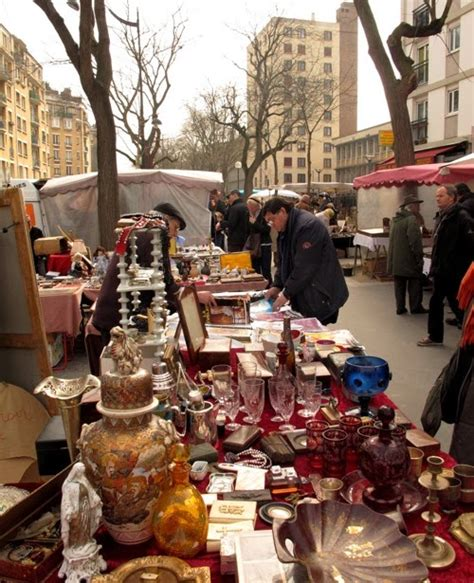 cheapskate the best flea market march 233 aux puces de vanves