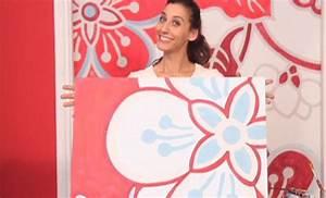 Decorare le pareti con un fiore coloratissimo! LEITV